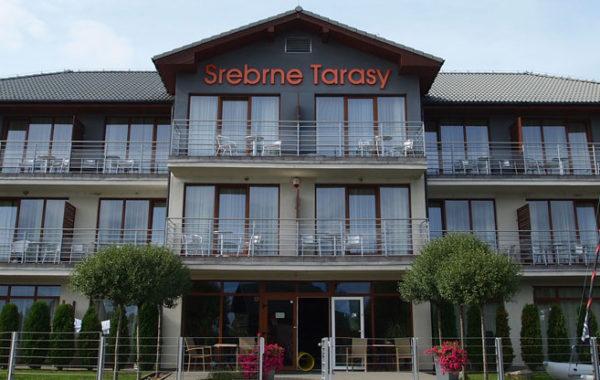 SREBRNE TARASY SARBINOWO